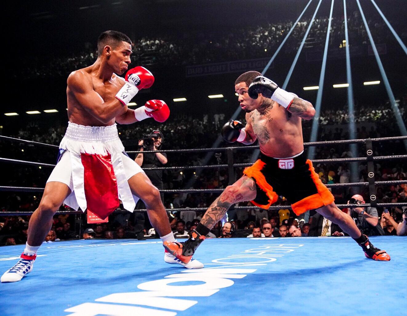 Davis vs Nunez @thisisamandaw