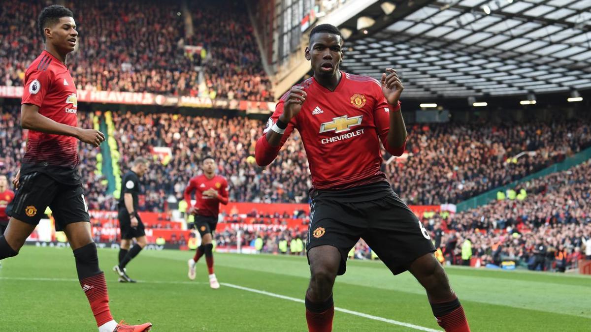 Paul Pogba: Manchester United Harus Lebih Percaya Diri Saat Melawan Barcelon