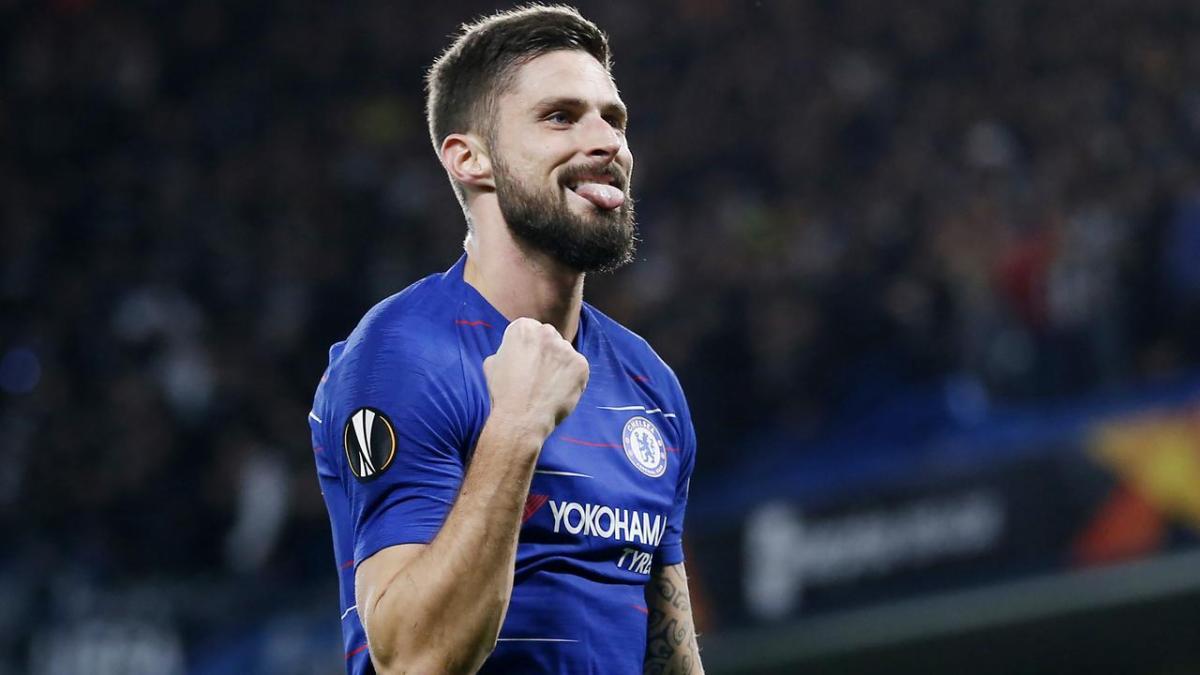 Chelsea Akan Memperpanjang Kontrak Olivier Giroud