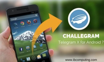 Challegram (Telegram X for Android)