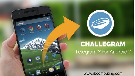 Challegram to become Telegram X for Android?