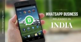 WhatsApp Business Released in India