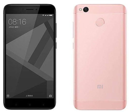 Xiaomi Redmi 4 - Top Budget Android Phones