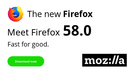 Firefox 58 Release; With Spectre and Meltdown Security Fixes
