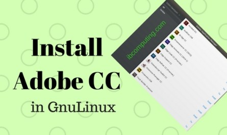 Install Adobe Creative Cloud in Linux Systems