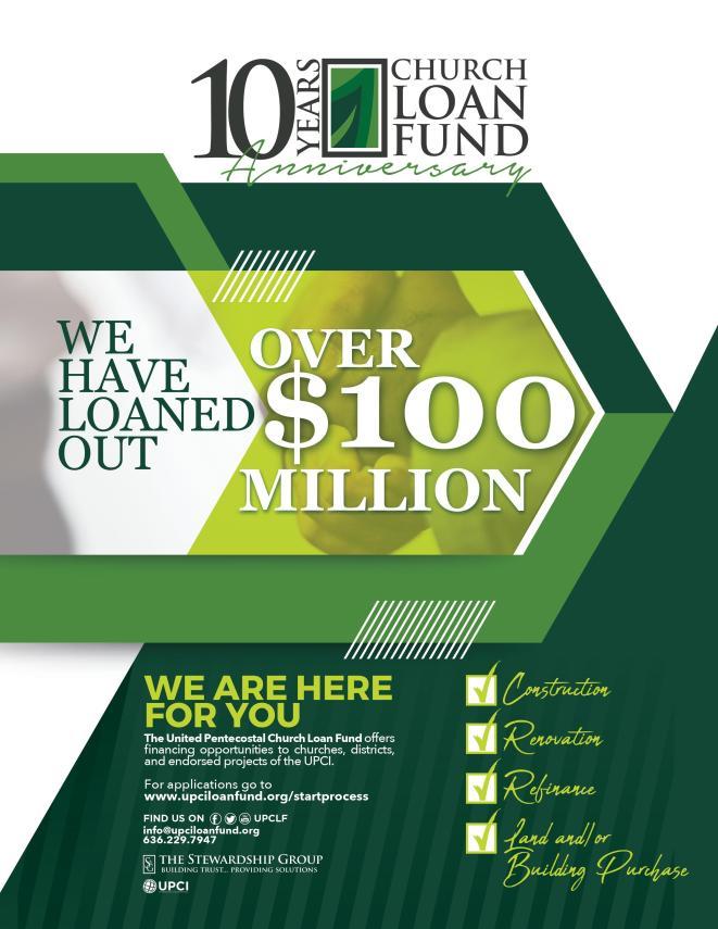 Advertisements – Church Loan Foundation