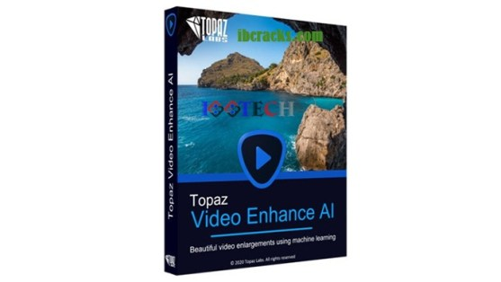 Topaz Video Enhance AI 1.8.2 Crack With Keygen Free Download 2021