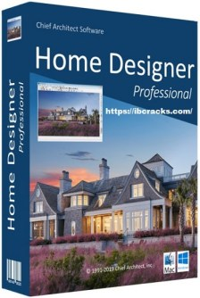 Home Designer Pro 2021 Crack With Product Key Free Download