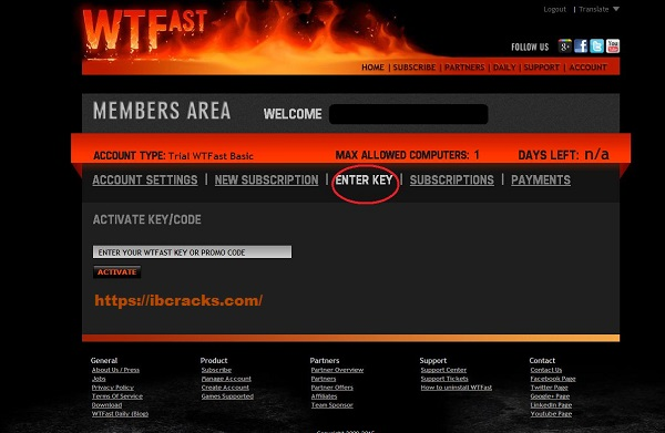 wtfast 4.16.0.1902 Crack With Activation Key Free Download
