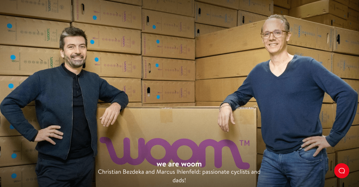 We are Woom