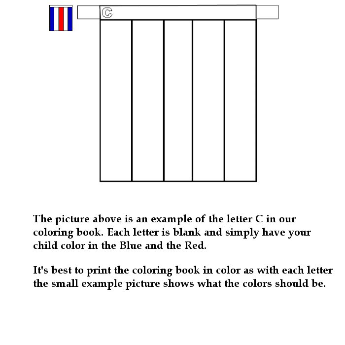 Signal Flag Coloring book- Free Download at IB Designs, USA (2/2)