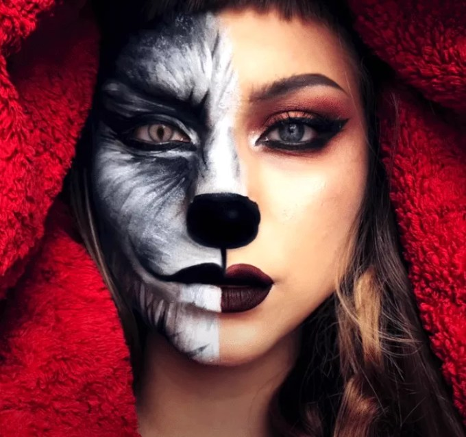 Red Riding Hood Paint