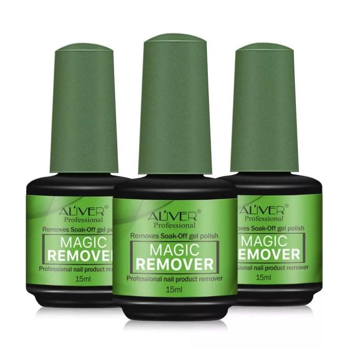 Magic Nail Polish Remover (3 PACK)