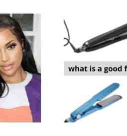 what is a good flat iron for african american hair