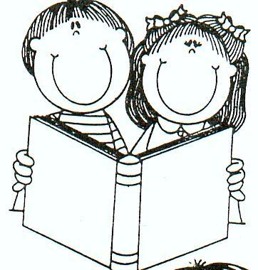 imagen niños leyendo