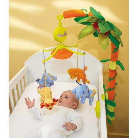 Movil regalo bebé antes 6 meses