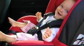Seguridad cuando se viaja con un bebé
