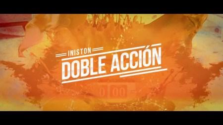 INISTON DOBLE ACCION