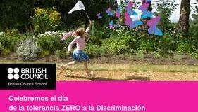 Tolerancia cero a la discriminación: haz que los niños crezcan mejor