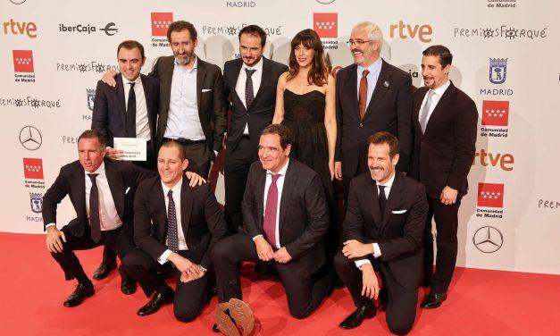 """España: """"La trinchera infinita"""", mejor película de Premios Forqué"""