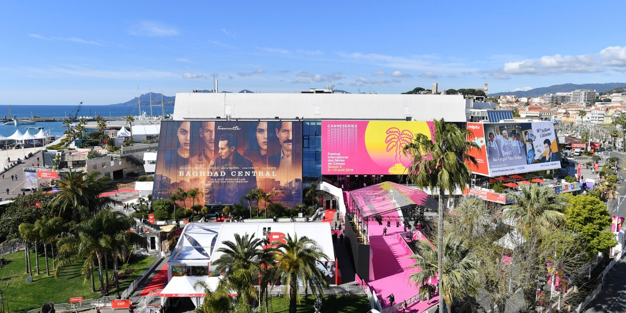 "El MIPTV de Cannes se celebrará ""on line"" en abril"