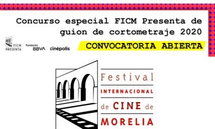 Covid-19: Festival de Morelia convoca concurso de guión de cortos