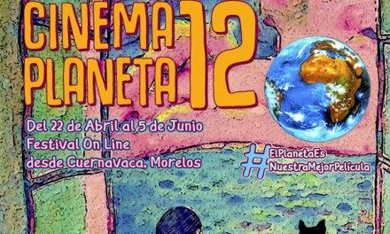 "Festival Cinema Planeta se realizará ""en línea"""