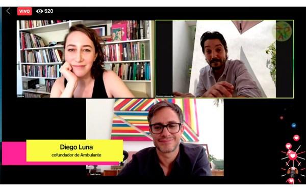 """México: """"Ambulante"""" presenta su programa «online» de documentales"""