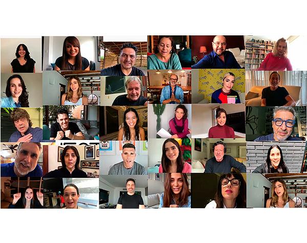 Industria audiovisual de Iberoamérica lanza mensaje de apoyo