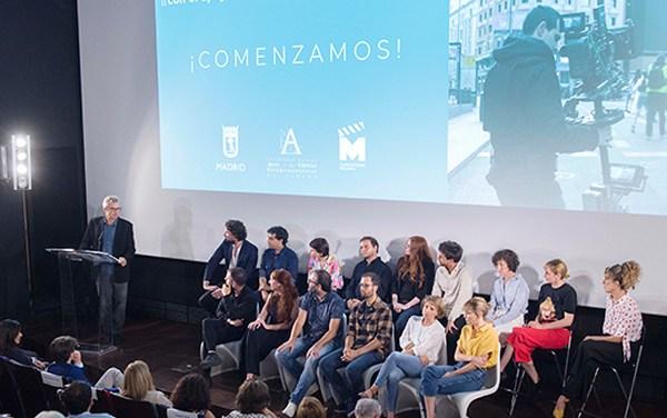 """España: Convocan segunda edición de """"Residencias Academia de cine"""""""