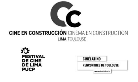 Cine en Construcción: El 6 de julio termina periodo de inscripción
