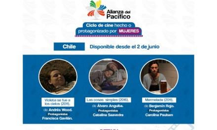 Chile cierra ciclo latinoamericano de cine hecho o protagonizado por mujeres