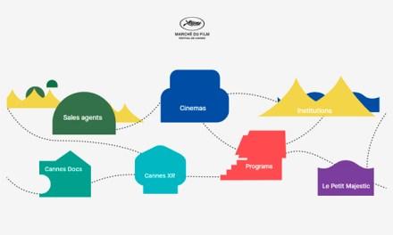 Más de 2300 películas y 8500 participantes en Mercado online de Cannes