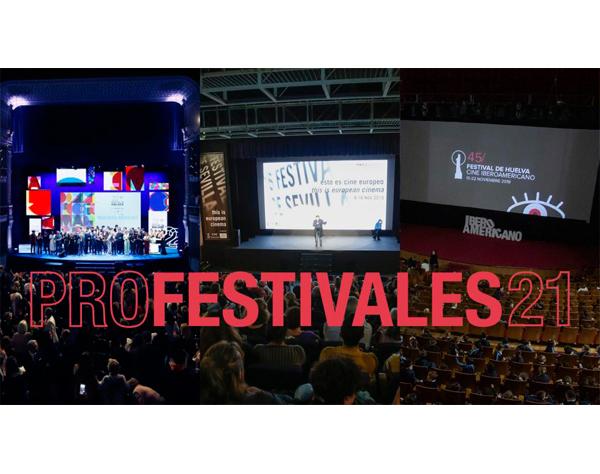 Festivales de Málaga, Sevilla y Huelva se unen para crear PROFESTIVALES21