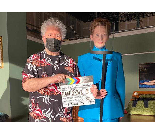 Almodóvar estrenará cortometraje en Venecia