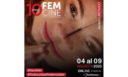 Chile: Festival Femcine cumplirá diez años con edición virtual