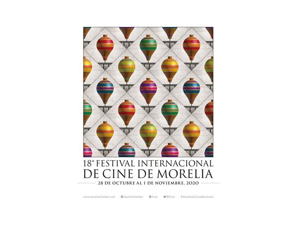 México: Morelia presenta imagen de su 18ª edición