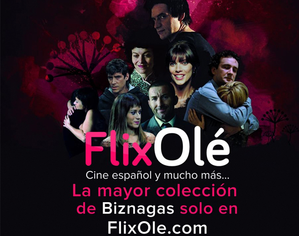 Festival de Málaga y FlixOlé se unen para difundir cine español