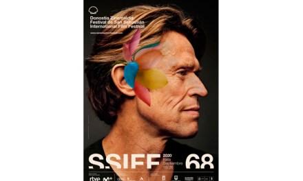 Willem Dafoe protagoniza cartel de 68 Festival de San Sebastián