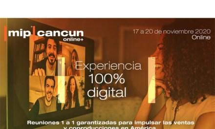 Televisión: Mercado MIP Cancun se celebrará en línea