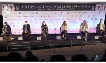 """Versión restaurada de """"Amores perros"""" inaugurará 18 Festival de Morelia (híbrido)"""