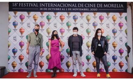 Arranca competencia de largometrajes en Festival de Morelia