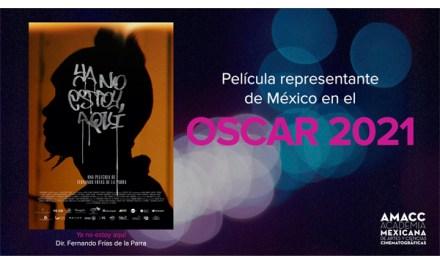"""""""Ya no estoy aquí"""" representará a México en los Oscar"""
