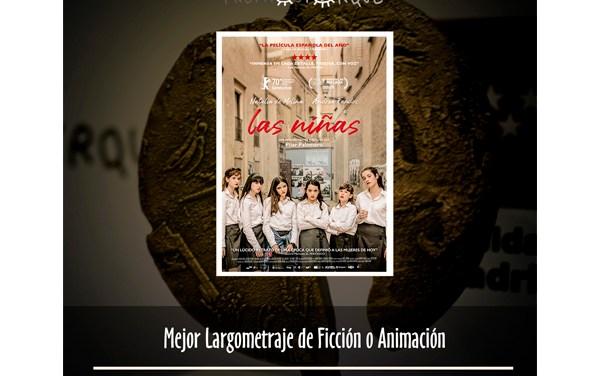 """España: Las niñas"""" gana Premio Forqué a mejor película"""