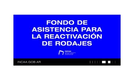 Argentina: El INCAA incentivará producción de películas con 5,7 millones de dólares