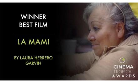 """""""La mami"""" gana Premio a Mejor película latinoamericana en Estados Unidos"""