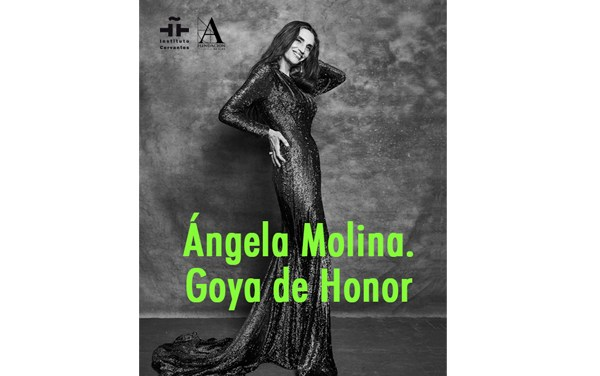 El Cervantes inicia ciclo de Angela Molina en 30 países