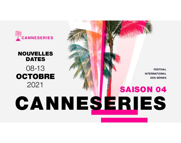 Festival de series de televisión de Cannes se aplaza a octubre