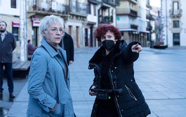 "Iciar Bollaín comienza rodaje de ""Maixabel"""