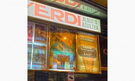 """Cines españoles estrenan """"Nuevo orden"""""""